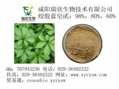 绞股蓝提取物(皂甙98%)功效与作用