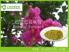 供应优质大花紫薇提取物科罗索酸
