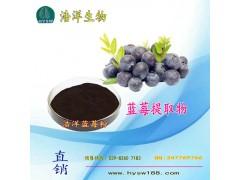 蓝莓提取物 蓝莓花青素