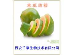 木瓜纯粉西安千草生物现货直销