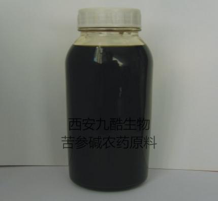 苦参碱农药原料、生物农药制剂