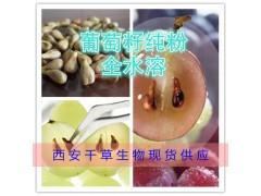 葡萄籽纯粉 全水溶 西安千草生物 厂家生产直销
