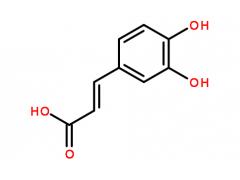 咖啡酸99%     CAS#331-39-5