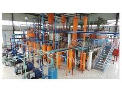 小麦胚芽油设备亚临界公司交钥匙工程