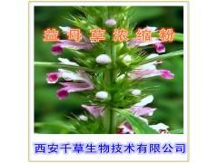 益母草提取物 国家规定保健品添加 纯植物提取 厂家专供