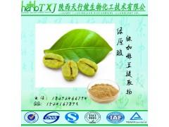绿咖啡豆提取物 总绿原酸50% 咖啡豆粉 厂家直供量大从优 品质保证