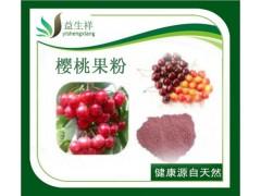樱桃粉 实力厂家现货销售 黑樱桃汁粉 水溶性樱桃果粉