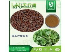 葫芦巴提取物 葫芦巴碱20% 葫芦巴籽提取物 QS厂家品质保证 葫芦巴粉 现货包邮 500g起订
