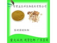 茶树菇提取物 茶树菇多糖 甘肃益生祥 现货