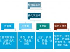 2019年中国植物提取物行业产销情况及进出口贸易分析:植物提取物销售收入达250.5亿元