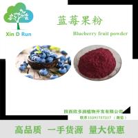 现货供应 蓝莓果粉