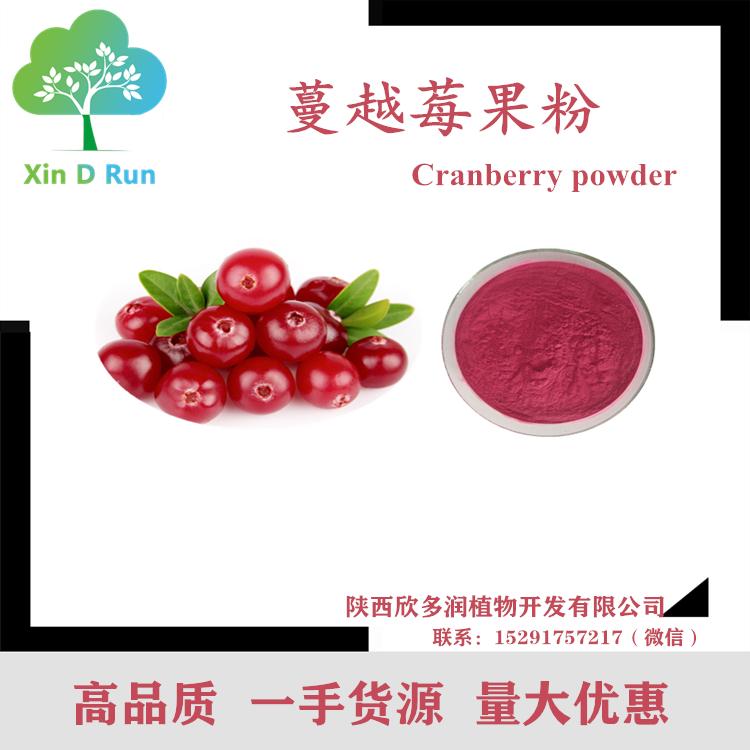 现货供应 蔓越莓果粉